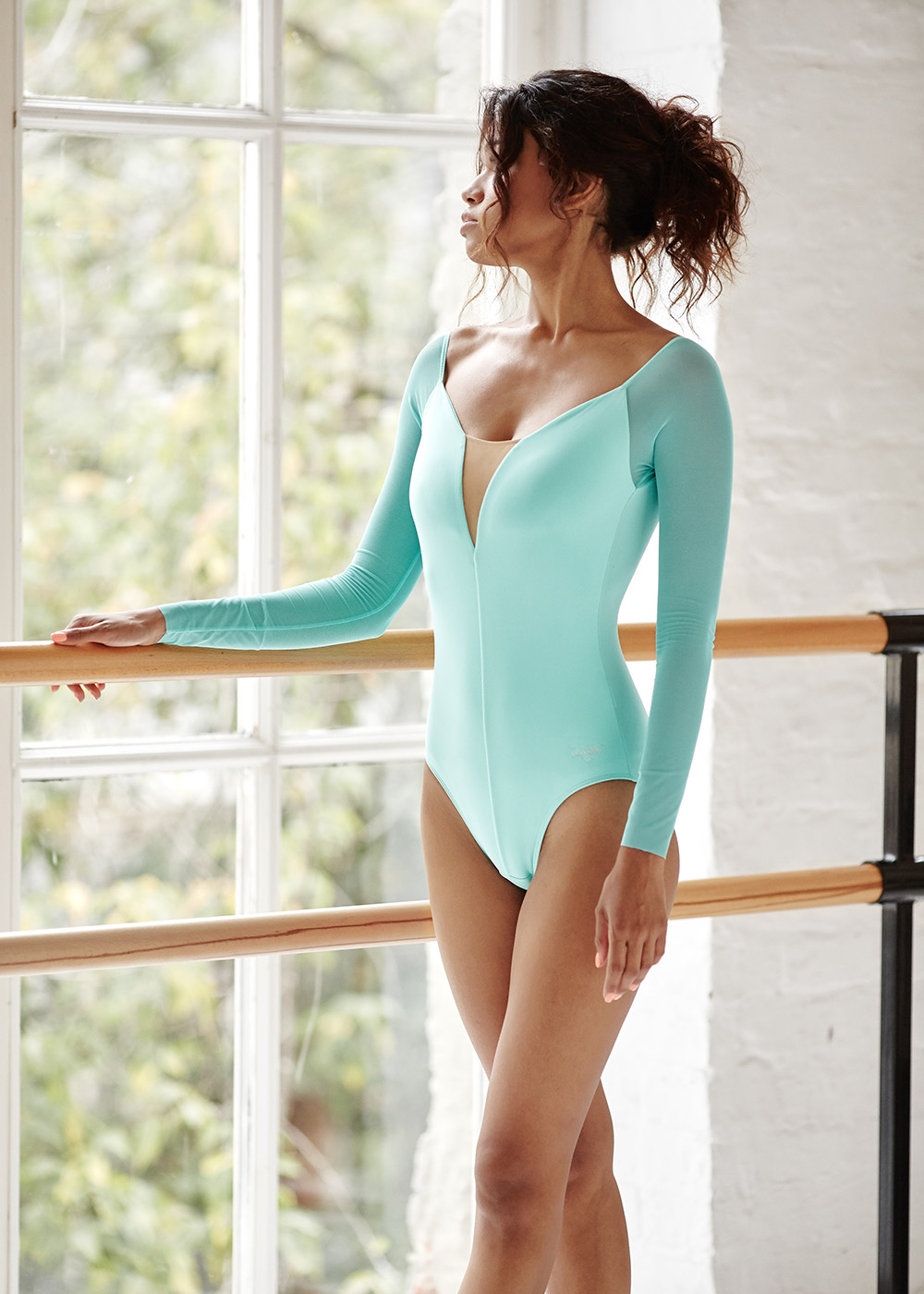 New Cambre style! ballet leotard by Yukitard Ready to Ship